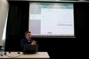 Konferencja SQLDay2017 - Hubert Kobierzewski