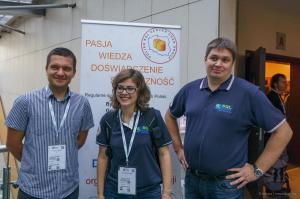 SQLSaturday Kraków - z Agnieszką Cieplak i Damianem Widerą